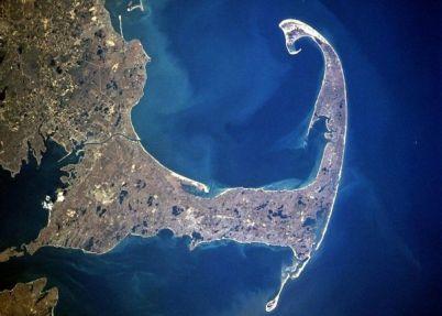 Кейп-Код в штате Массачусетс (США)