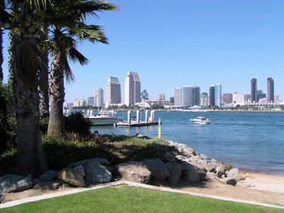 Сан-Диего в США