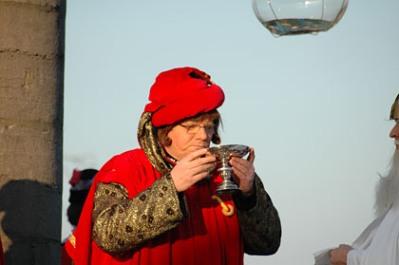 Фестиваль выпивания рыбы