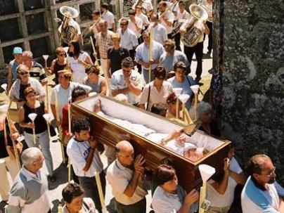 Фестиваль 'едва не умерших'
