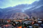 Огромная пыльная буря – Феникс, США