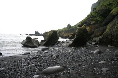 Вик Бич, Исландия