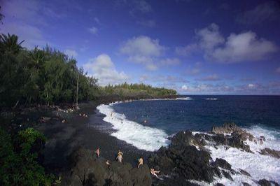 Кехена Бич, Гавайи