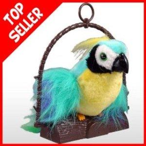 Ругающийся попугай Полли