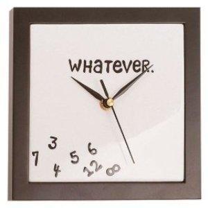 Бестолковые часы