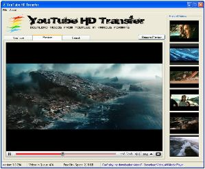 YouTube Transfer HD