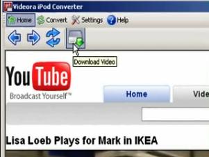 Videora iPod Converter