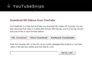 YouTubeSnips