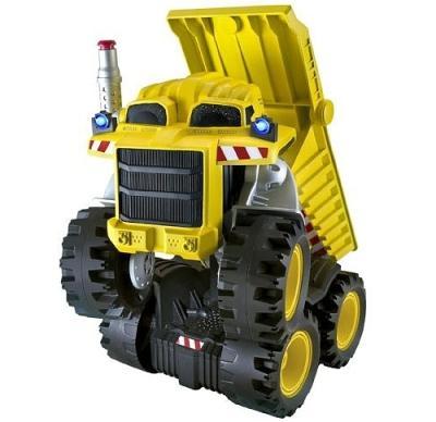 Робот-грузовик Рокки от компании MATCHBOX