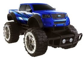 Машина Hot Wheels RC Ford F-150 (голубой цвет)