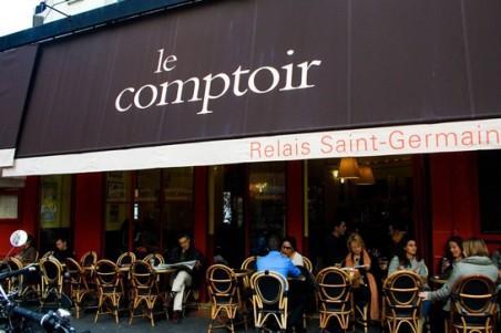 Ресторан Le Comptoir Du Relais