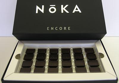 Шоколад  Нока, марочная коллекция