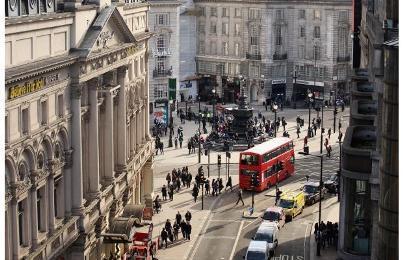 Район Вест Энд в Лондоне