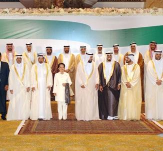 Шейх Мохаммед бин Рашид Аль Мактум и Принцесса Салама ($44.5 миллионов)