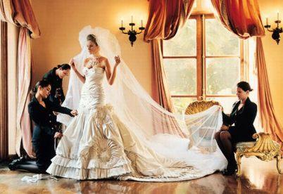 Свадебное платье Меланьи Кнаус