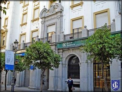 Banco Andalucia. Марбелла – Испания