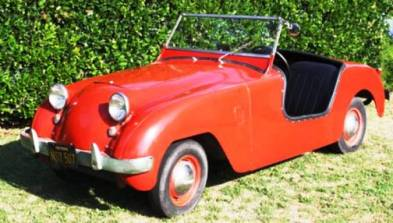 Crosley HotShot Roadster (1950 год)