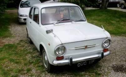 Fiat 850 Idromatic (1968 год)