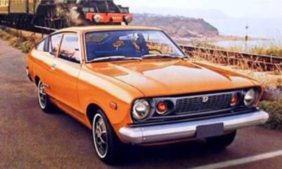 Datsun B210 Coupe (1974 год)