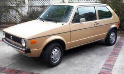 Volkswagen Rabbit (Дизель, 1979 год)