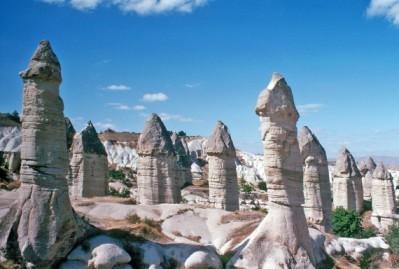 Национальный парк в Гёреме