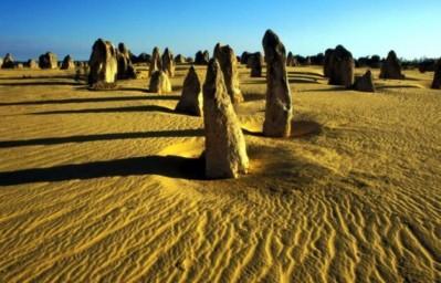 Пустыня Пинаклс, Австралия