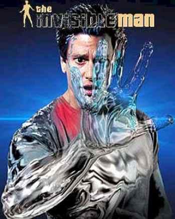 Человек-Невидимка (The Invisible Man, 2000-2002)