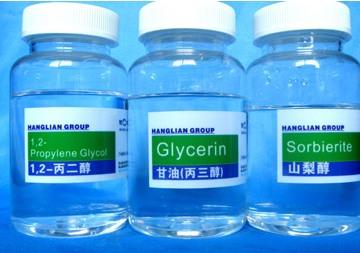 Глицерин и пропилен гликоль