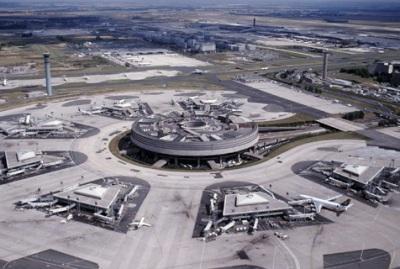 Международный аэропорт Шарль де Голль