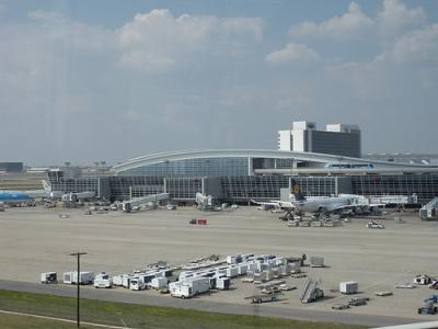 Международный аэропорт Далласа/Форт-Уэрт