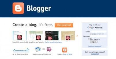 Blogger – изменил блоггерскую сферу
