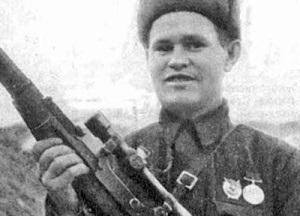 Василий Зайцев (Март 23, 1915 – Декабрь 15, 1991)