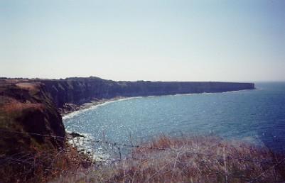 Пляжи Нормандии