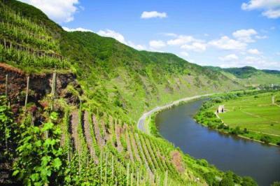 Долина реки Мозель, Германия