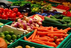 Красивые овощи