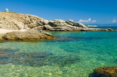 Пляж Сарти – остров Халкидики