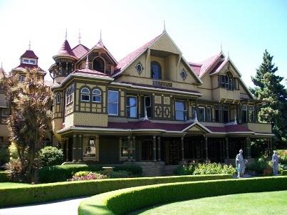 Дом Винчестеров, Калифорния